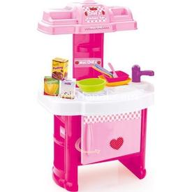 Dolu Şefin Mutfak Seti Kız Çocuk Oyuncakları