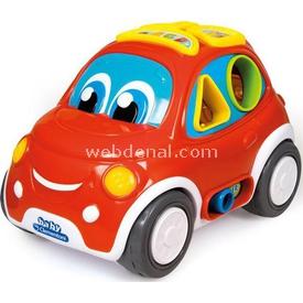 Clementoni Baby Bultak Araba Arabalar