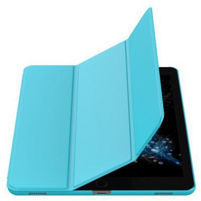 Microsonic Ipad Pro 12.9 Kılıf Smart Case Ve Arka Koruma Mavi Tablet Kılıfı