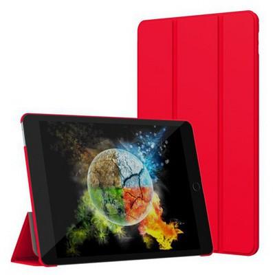 Microsonic Ipad Pro 12.9 Kılıf Smart Case Ve Arka Koruma Kırmızı Tablet Kılıfı