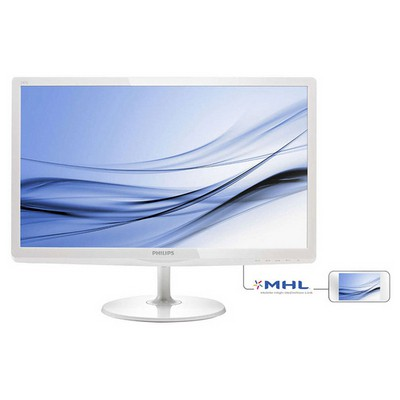 "Philips 247E6EDAW-00 23.6"" 5ms IPS Monitör"