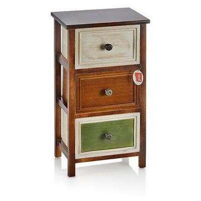 Neva N1055 3 Lü Çekmeceli Cabinet Sebzelik
