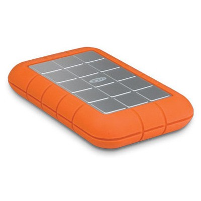 LaCie 500GB Rugged Triple Taşınabilir Disk (LAC301983)