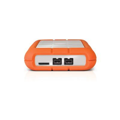 LaCie 500GB Rugged Triple Taşınabilir Disk (LAC301983)