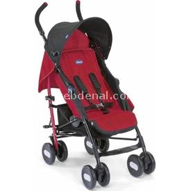 Chicco Echo Baston Bebek Arabası Garnet Baston Puset