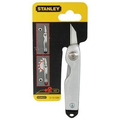 Stanley ST010598 Katlanabilir Kraft Bıçağı Maket Bıçağı