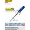 Stanley St016535 Iskarpela 6mm Klasik Mavi Seri Zımpara / Eğe