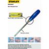 Stanley St016537 Iskarpela 8mm Klasik Mavi Seri Zımpara / Eğe