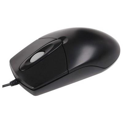 A4 Tech OP720D Optik PS/2 Mouse - Siyah