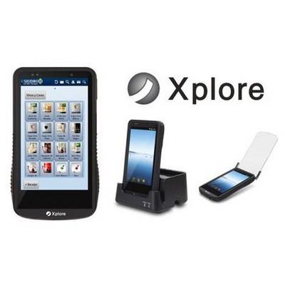 Perkon XPlore DT4100 El Terminali