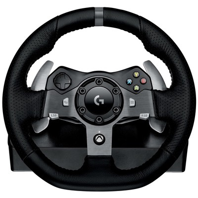 Logitech  G920 DRIVING FORCE RACING WHEEL 941-000123