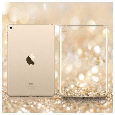Microsonic Ipad Mini 4 Kılıf Clear Soft Tablet Kılıfı