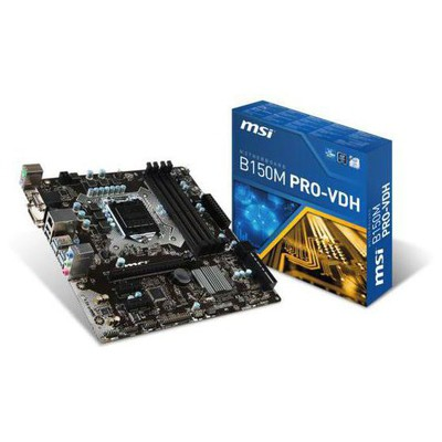 MSI B150M Pro-VDH Intel Anakart