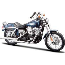 Maisto Harley Davidson 2006 Fxdbı Dyna S.b 1:18 Model Motorsiklet Arabalar