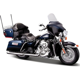 Maisto Harley Davidson 2013 Flhtk Electra Glide 1:18 Model Motorsiklet Arabalar