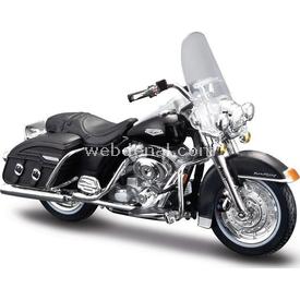 Maisto Harley Davidson 2001 Flhrcı Road 1:18 Model Motorsiklet Arabalar