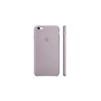 Apple Iphone 6s Plus Için Silikon Kılıf - Lavanta Rengi Cep Telefonu Kılıfı