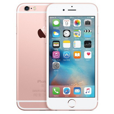 Apple iPhone 6s 16GB Cep Telefonu - Rose Gold