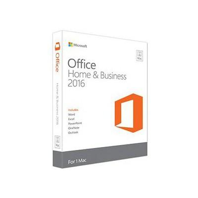 Microsoft Ms Offıce Mac 2016 Home And Busıness Türkçe Kutu W6f-00526 - Mac Uyumlu Ofis Yazılımı