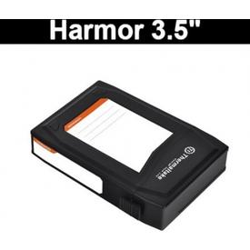 "Thermaltake Harmor 3.5"" Korumalı Siyah Hdd Kutusu Harici Disk Kutusu"
