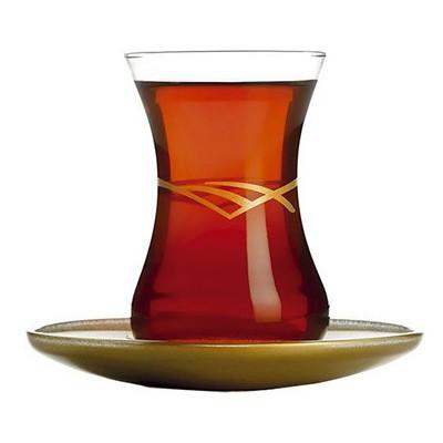 Ofçay Hazine Demlik  Zengin Dem 30x15 G + Çay Bardağı Hediye Poşet Çay
