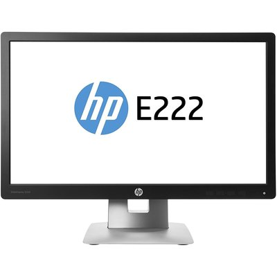 "HP M1N96AA EliteDisplay E222 21.5"" 7ms Full HD Monitör"