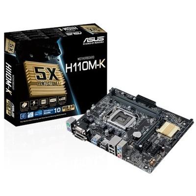Asus H110M-k Intel Anakart