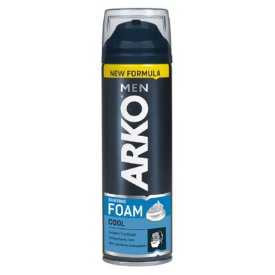 Arko Cool 200 Ml Tıraş Köpüğü