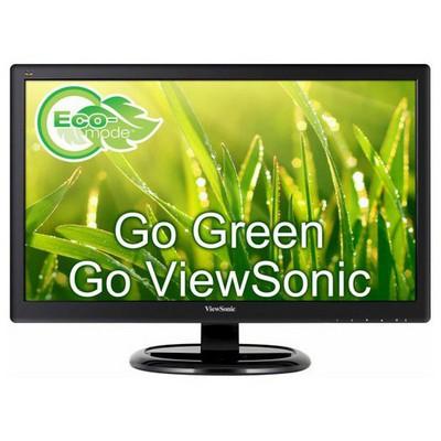 Viewsonic 23.6 VA2465SM-3LCD 1920X1080 VGA DVI BLACK Monitör