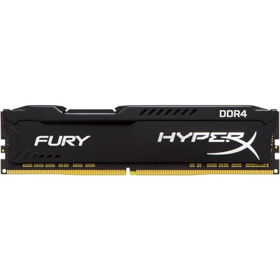 Kingston HyperX Fury 2x4GB Bellek - HX424C15FBK2/8