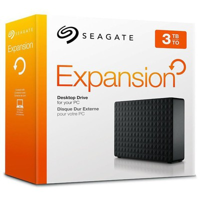 Seagate 3TB Expansion Harici Disk - STEB3000200