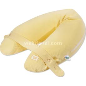Funna Baby Çok Amaçlı Emzirme Minderi Sarı Bebek Besleme