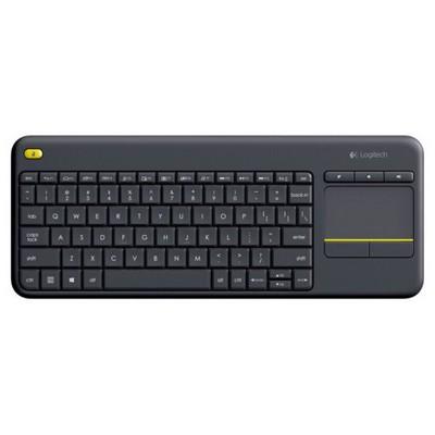 Logitech K400 Plus Touch Klavye - Siyah (920-007149)