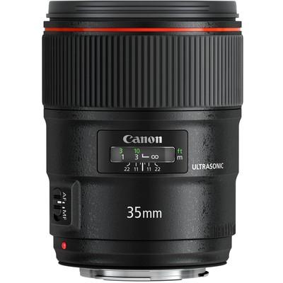 Canon EF 35mm f 14L II USM