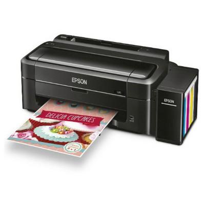 Epson L310 Tek İşlevli Renkli Mürekkep Yazıcı