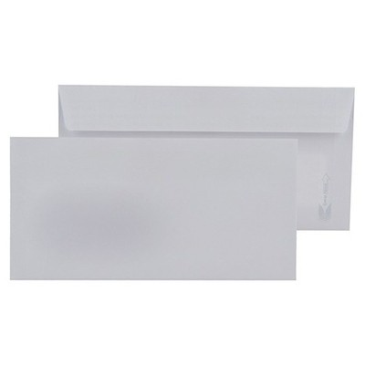 Oyal Buklet Zarf Penceresiz 110 X 220 Mm Beyaz 25'li Paket Zarflar