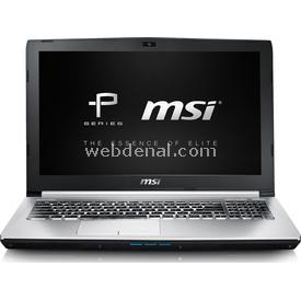 MSI PE70 6QE-234XTR Prestige Laptop