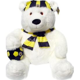 Fenerbahçe Bandana Ve Toplu Bobo Peluş Oyuncak Peluş Oyuncaklar