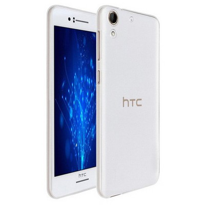 Microsonic Htc Desire 728g Clear Soft Şeffaf Kılıf Cep Telefonu Kılıfı