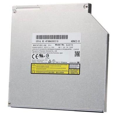 Panasonic PNS-UJ272 UJ272 Ultra Slim 9.5mm Dahili Tepsili(Tray) Sata Blu-Ray Yazıcı Optik Sürücü