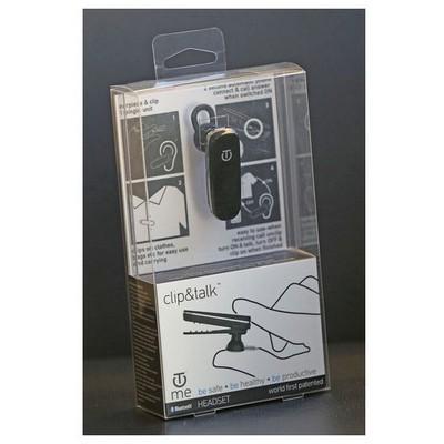Clip&Talk Me-blk Bluet00th Stereo Kulaklık Siyah - Stereo Bluetooth Kulaklık