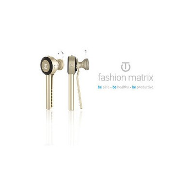 Clip&Talk Fashıon-gld Bluet00th Kulaklık Gold - Stereo Bluetooth Kulaklık