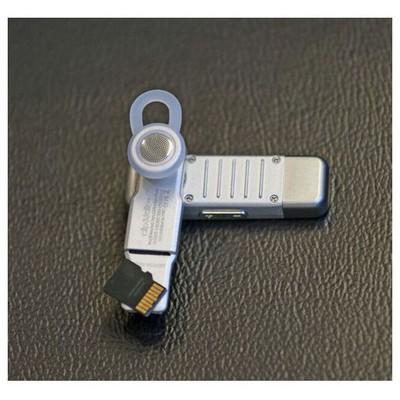 Clip&Talk Alupro-s  Gümüş - Usb Mıcro Sd Bluetooth Kulaklık