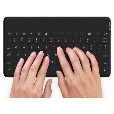 Logitech 920-007191 Keys-to-go Ultra-(androıd & Wındows) Klavye
