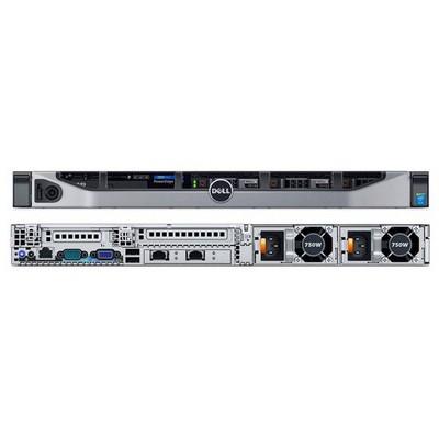 Dell R630225h7p1b-1d3 Poweredge R630 E5-2620v3,8gb,no Hdd Sunucu