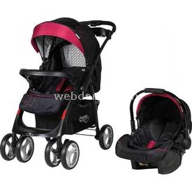 Sunny Baby 750 Yeni Royal Travel Bebek Arabası Bordo Travel Sistem Bebek Arabası