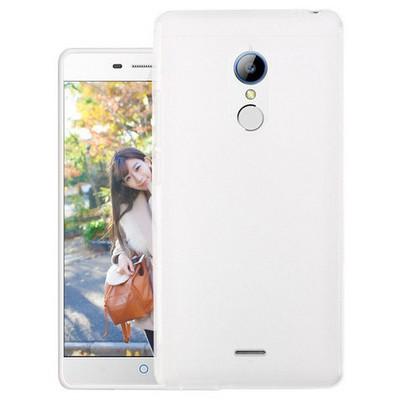 Microsonic Türk Telekom Tt175 Kılıf Transparent Soft Beyaz Cep Telefonu Kılıfı