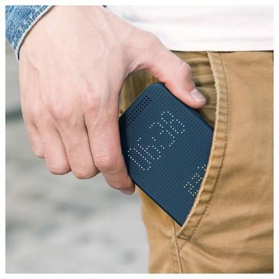 Microsonic Htc One A9 Kılıf Dot View Delux Kapaklı Akıllı Modlu Siyah Cep Telefonu Kılıfı