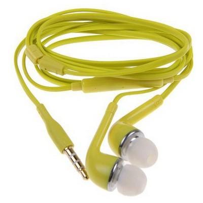 Inova Ysklk005 Mikrofonlu Kulaklık (samsung, Sony, Lg, Htc, Evrensel) Sarı Kulak İçi Kulaklık
