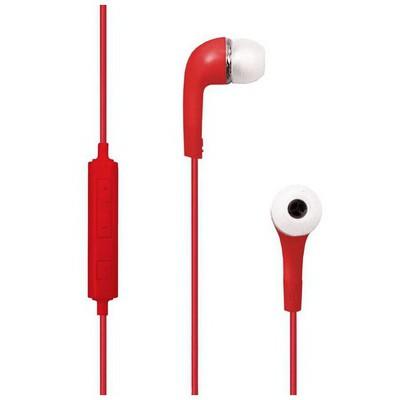 Inova Ysklk006 Mikrofonlu Kulaklık (samsung, Sony, Lg, Htc, Evrensel) Kırmızı Kulak İçi Kulaklık